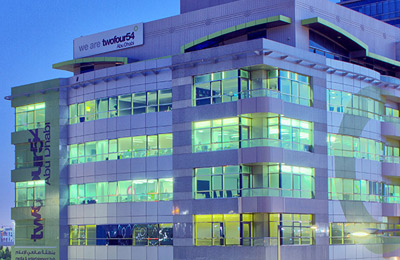 Two Four 54, Office Project, Abu Dhabi